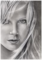 Suspicious - Charlize Theron by nabey