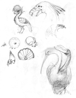 Sketches 16 by DigitalCrest