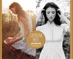 Photopack 186 - Caitriona Balfe by photoshootarchive