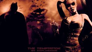 The Temptation | Batman Desktop Wallpaper by Xxplosions