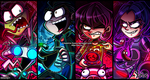 Invader Zim - Fan art by Yumoe