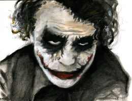 The Joker by HenchGoose