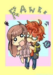 707 bites! Poor Mc~ by freezingfeathers