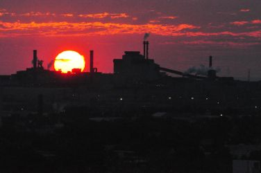 lb1-190 industrial sunrise by bstocked