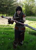 Lady Hawke - Dragon Age 2 by Cosplay4UsAll