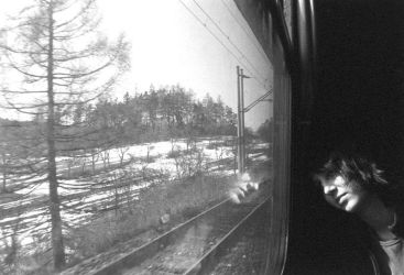 Train from Brno by klokanek