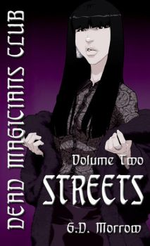 DMC: Streets - Cover by DrOfDemonology