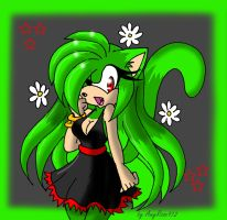 Gift: Samantha the Hedgecat by LauryPinky972