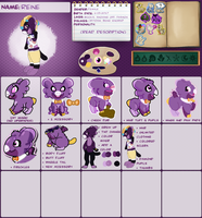 Reine's Reference Sheet by Cherry-Spot