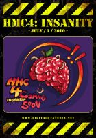 HMC4 INSANITY BRAIN by JDeVector