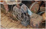 Constableville, NY - Table Fan by MauserGirl