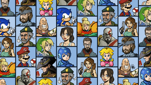 Video Game English wallpaper by TheArtrix