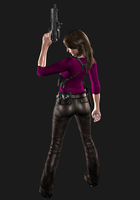 RE6 - XPS - Helena Sniper [Updated] by henryque999