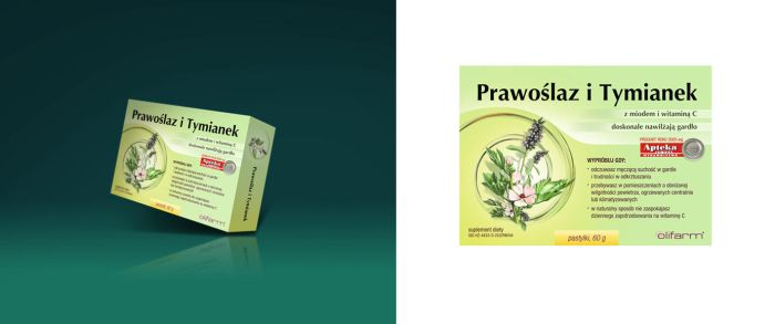 Herb Pharmacy Package Design by pho3nix-bf