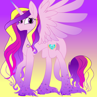 Princess Cadence NextGen Design by MischievousArtist