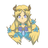 Rune Factory 4: Margaret by mcrself