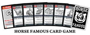 Cards - Horse Famous Card Game by SouthParkTaoist