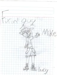 Mike by CrazyLadyDoomsday
