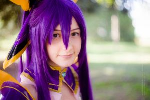 Yatogami Tohka-Date a Live by LoraCosPlay