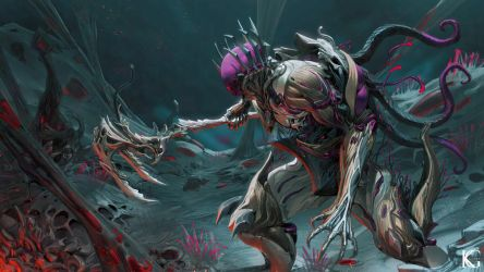 Nidus by Kevin-Glint