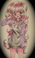 Draculaura - PJ's by zombieforcandy