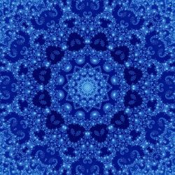 Ocean of Light Mandala by DrSnowCrash