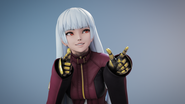Kula Fingerguns by Chrissy-Tee