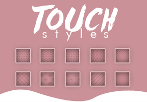 +STYLES: Touch by SabDesings