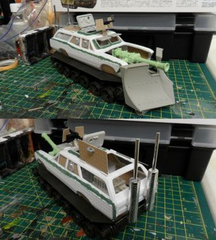 Tank Car Update #3 by RoadWarriorJohn