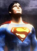 Superman by Christopher Reeve by petnick
