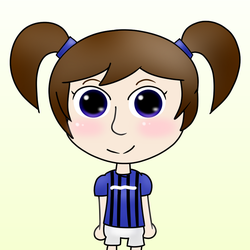 Mai the Mii (Request from Socket78) by Zelmi