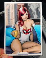 Mary Jane by WarrenLouw