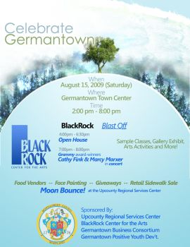 Celebrate Germantown -business by Pie-Music