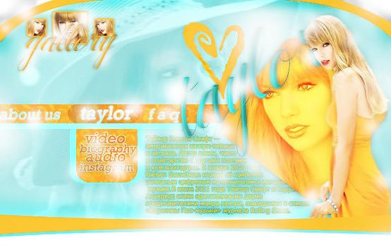 taylor - menu by annabell4
