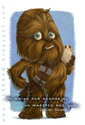 Chewbacca 01 by Alsbram
