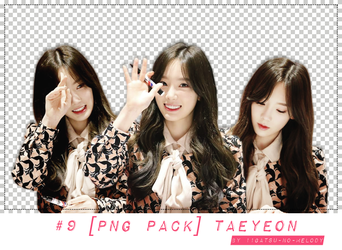 #9 [PNG Pack] Taeyeon by 11gatsu-no-Melody