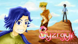 Syzrgy Chapter II: Trailblazers by Reign4th