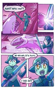 Star Chasers: Pg 6 by RiverSpirit456