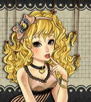 Candy Lucy Coloring Contest entry by Rurucha