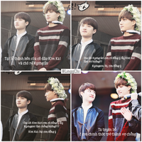 [Just For Fun] Kaisoo =)))))) by linhchinie