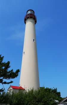 Cape May lighthouse by snaphappy101