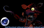 Coolioart whitered animatronic c4d port download ! by Popi01234