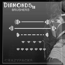 |Diamonds BRUSHERS II| by CrazyPacks