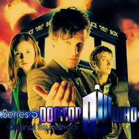 Doctor Who Series 5 CD cover by feel-inspired