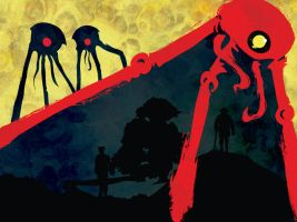 The War of the Worlds by mechacharibdys
