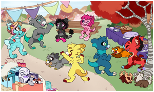 [1] Pouch Party by Frozen--Star