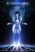 CORTANA by matthewwashdc07
