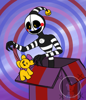 .:Security Puppet:. by Blustreakgirl