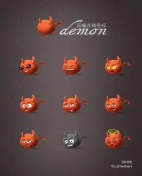 Icon_demon by wheaters