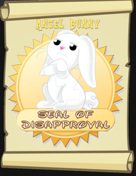 Seal of Disapproval by Equestria-Art-Studio